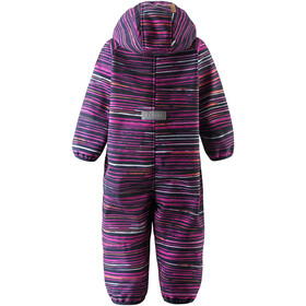 Reima Kotilo Softshell Overall Kinderen, deep purple